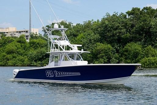 2016 Sea Hunter 45 center console Photo 1 of 44