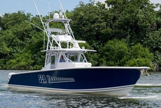 2016 Sea Hunter 45 center console Photo 2 of 44