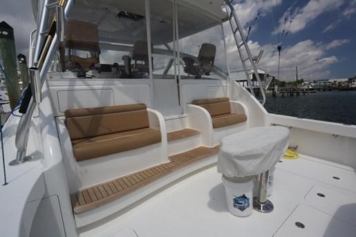 2014 Viking Yachts 42' Open Photo 2 of 32