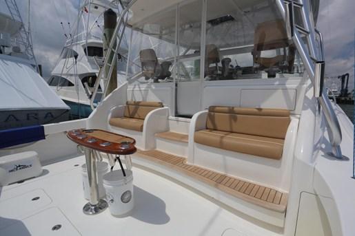 2014 Viking Yachts 42' Open Photo 3 of 32