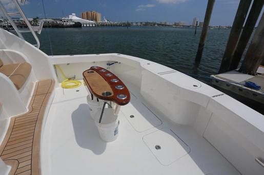 2014 Viking Yachts 42' Open Photo 4 of 32