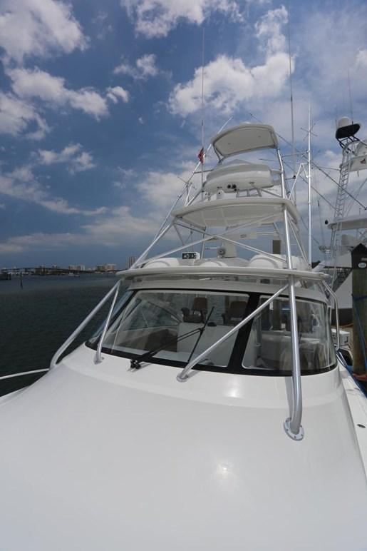 2014 Viking Yachts 42' Open Photo 27 of 32