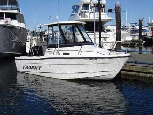 Bayliner Trophy 1802 2008 Used Boat for Sale in Port Sidney, British  Columbia - BoatDealers ca