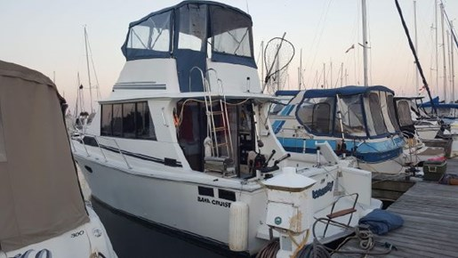 For Sale: 1991 Baha Cruisers 34.5 Cruiser 34ft<br/>North South Nautical Group Inc.