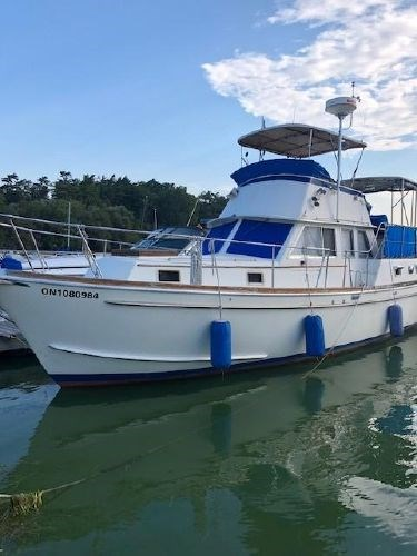 For Sale: 1975 Gulfstar 36 Mk Ii 36ft<br/>North South Nautical Group Inc.