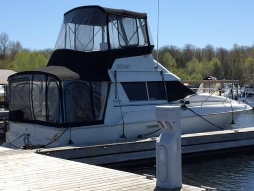 For Sale: 1995 Silverton 31 Convertible 31ft<br/>North South Nautical Group Inc.