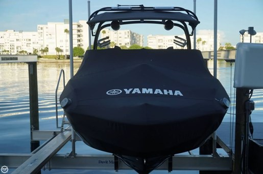 2016 Yamaha 242 X Photo 7 of 20