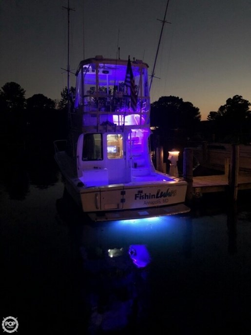 2001 Luhrs 32 Convertible Photo 5 of 20