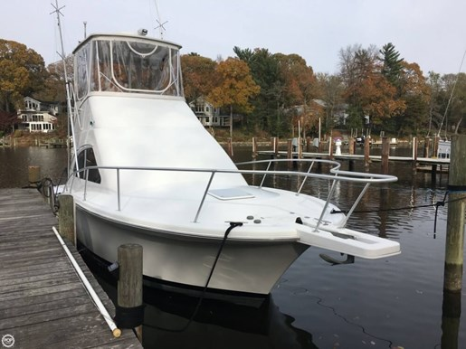 2001 Luhrs 32 Convertible Photo 10 of 20