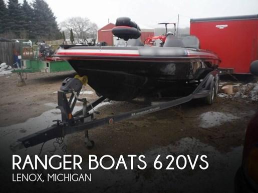 Ranger 620VS 2009 Used Boat for Sale in Lenox, Michigan - BoatDealers ca