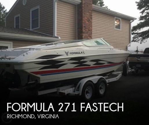 2000 Formula 271 Fastech Photo 1 of 11