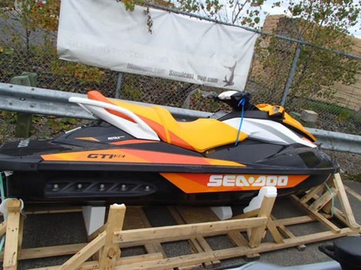 2018 Sea-Doo GTI SE 130 Photo 1 of 6