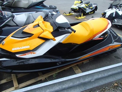 2018 Sea-Doo GTI SE 130 Photo 6 of 6