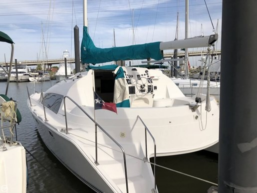1995 American Multihulls Renaissance 320XL Photo 2 of 20
