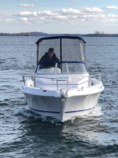 Proline Boats For Sale >> Proline 20 Walk 2004 Used Boat for Sale in Gananoque ...