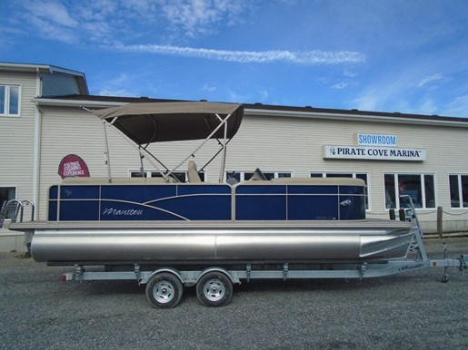 For Sale: 2019 Manitou 23 Aurora Le Rf For Sale - Man117 24ft<br/>Pirate Cove Marina