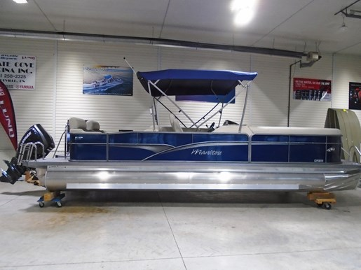 For Sale: 2019 Manitou 25 Oasis For Sale - Man118 26ft<br/>Pirate Cove Marina