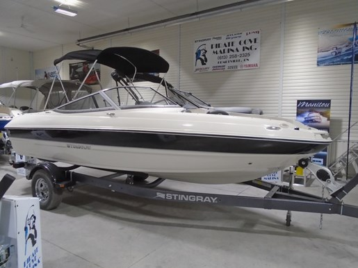 2019 Stingray boat for sale, model of the boat is 208LS For Sale - STR110 & Image # 2 of 7