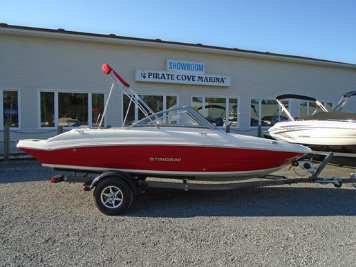 For Sale: 2019 Stingray 191 Dc Red For Sale - Str113 19ft<br/>Pirate Cove Marina