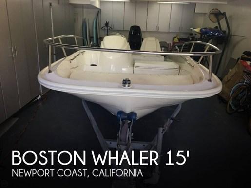 Boston Whaler 150 Sport 2013 Used Boat for Sale in Newport Coast,  California - BoatDealers ca