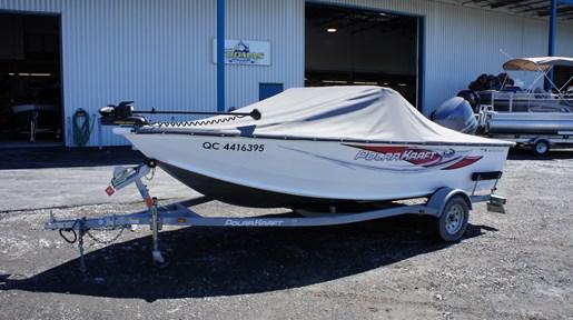 Polar Kraft 163 NOR'EASTER YAMAHA 90LA 2014 Used Boat for Sale in Varennes,  Quebec - BoatDealers ca