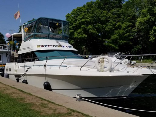1993 Silverton 34 Aft Cabin MY for sale