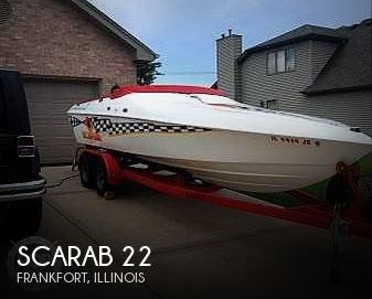 1995 Scarab 22 Photo 1 of 13