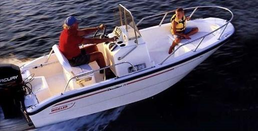 2000 Boston Whaler Dauntless 14 Photo 14 of 17