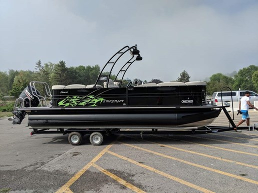 2018 Starcraft boat for sale, model of the boat is SLS-3 & Image # 2 of 4