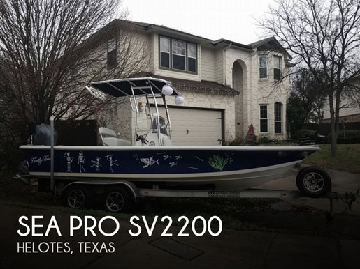 2004 Sea Pro SV2200 Photo 1 of 20