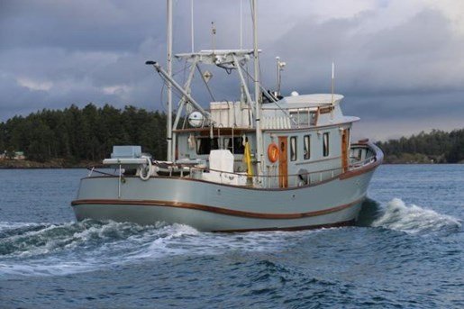 1980 Custom Bill Garden Design Trawler Photo 3 of 97