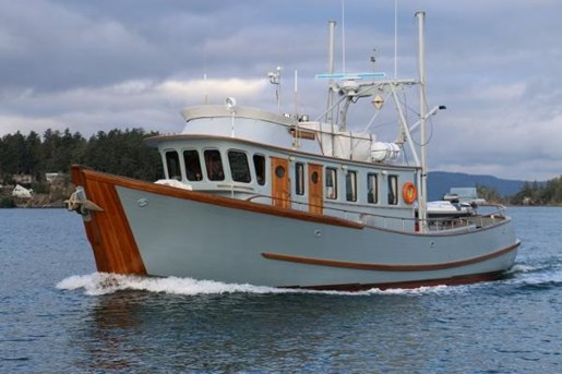 1980 Custom Bill Garden Design Trawler Photo 9 of 97