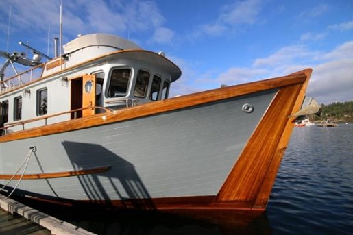 1980 Custom Bill Garden Design Trawler Photo 12 of 97