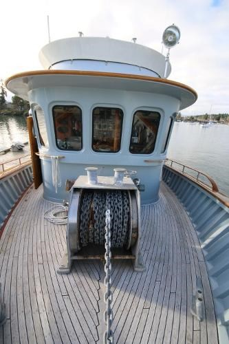 1980 Custom Bill Garden Design Trawler Photo 31 of 97