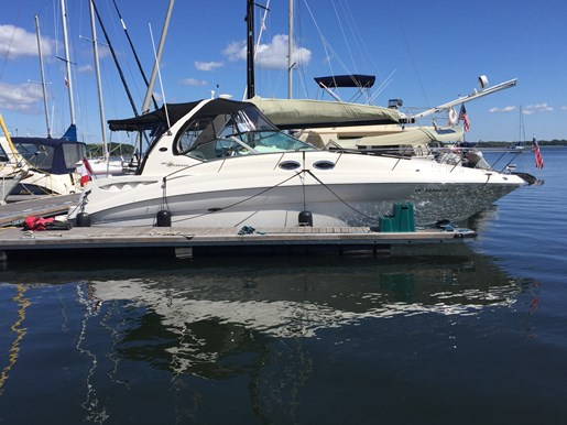 2003 Sea Ray 320 Photo 1 sur 17