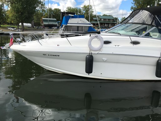 2003 Sea Ray 320 Photo 11 sur 17