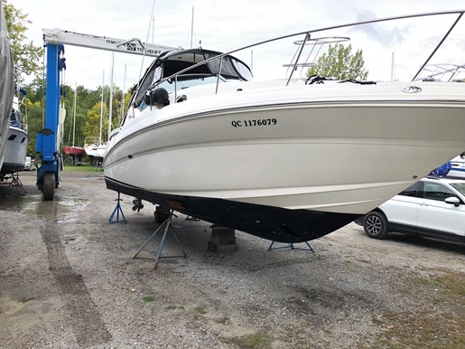 2003 Sea Ray 320 Photo 17 sur 17