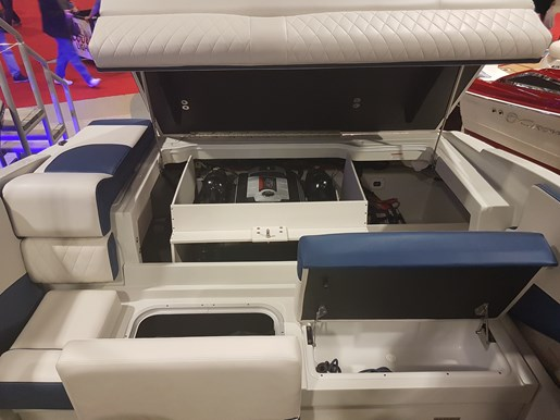 2019 Crownline 215 SS Photo 15 of 36