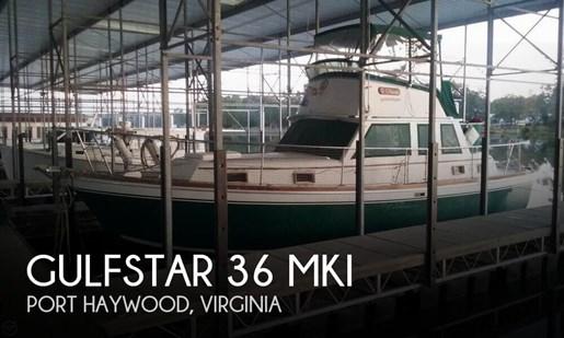 1973 Gulfstar 36 MkI Photo 1 of 20