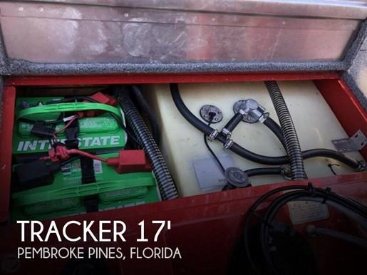 2017 Tracker Pro Team 175 TXW Photo 1 of 20