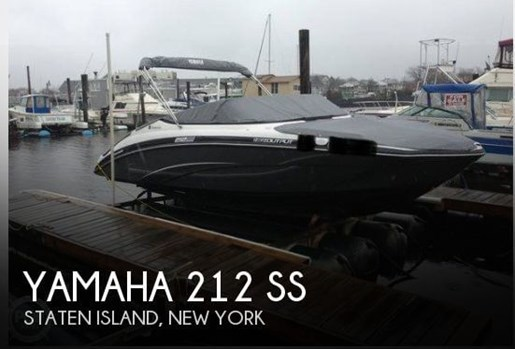 2013 Yamaha 212 SS Photo 1 of 20