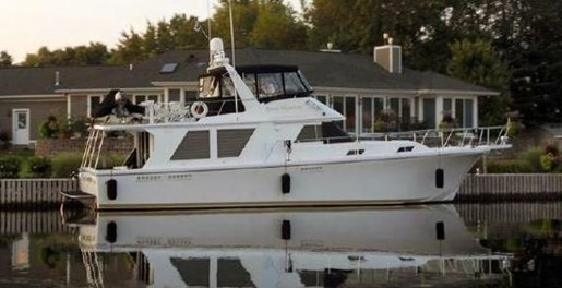 For Sale: 1989 Canoe Cove Sport Sedan 1989/2008 53ft<br/>North South Nautical Group Inc.
