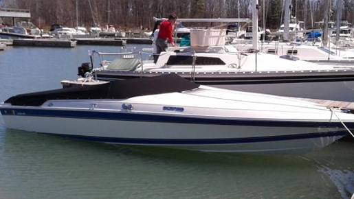 1991 SCARAB 21' for sale