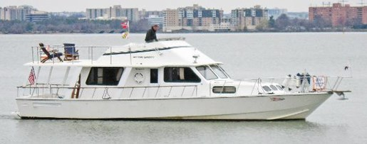 2007 KENNER SUWANEE FLYBRIDGE CRUISER for sale