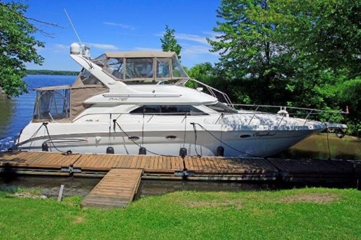 1999 SEA RAY 450 EXPRESS BRIDGE for sale