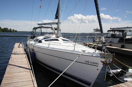 2002 HUNTER 410 for sale
