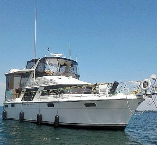 For Sale: 1987 Carver 4207 42ft<br/>North South Nautical Group Inc.