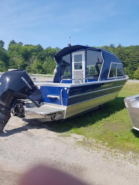 Thunder Jet Alexis 2019 New Boat for Sale in Mactier ON