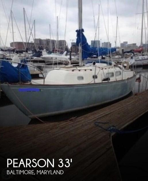 1974 Pearson 33 Photo 1 of 20