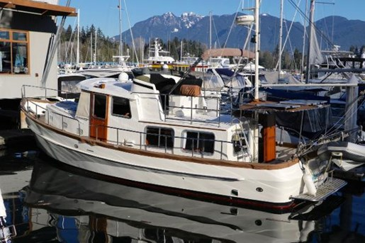 Eagle 40 Pilothouse Trawler 2000 Used Boat for Sale in Vancouver, British  Columbia - BoatDealers ca